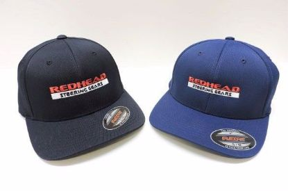 Picture of Black-or-Blue-Hat: Hat with RedHead Steering Gears Logo