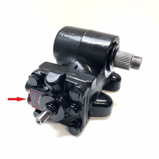 Picture of ZF-8014-O-O: 2005-2016 Ford F-450 to F-550 Pickup Trucks Steering Gear