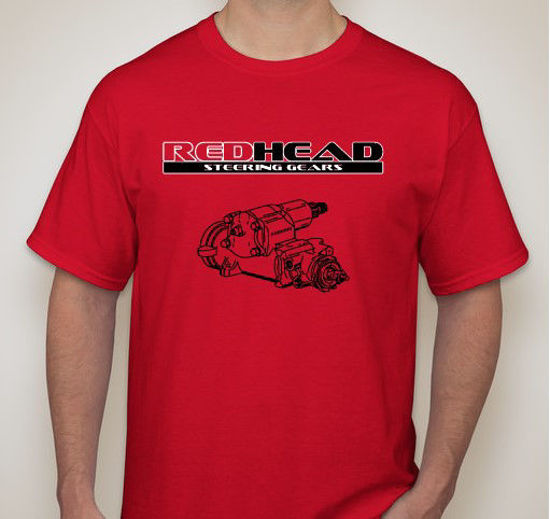 Picture of Red Shirt Front