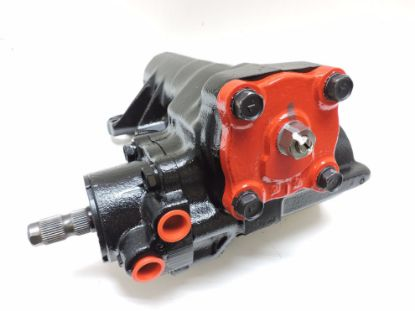 Picture of 19705-A: 1979-1982 Toyota FJ-40 Inline 6 4WD Angle Mount Steering Gear